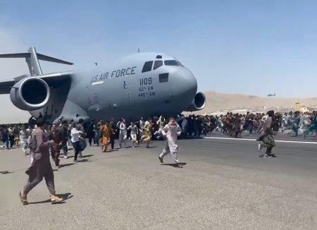 Pentru ce solicita Rusia permisiune de zbor talibanilor