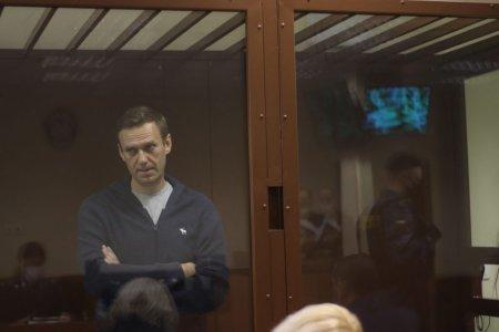 Navalnii, despre perioada din inchisoare: Inteleg de ce privarea de somn este una dintre <span style='background:#EDF514'>TORTURI</span>le preferate ale serviciilor