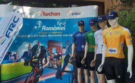 Turul Romaniei - 100 de ciclisti pedaleaza pentru 25.000 de euro