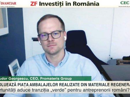 ZF Investiti in Romania! Grupul Promateris planuieste investitii de 15 mil. euro in urmatorii cinci ani si tinteste dublarea capacitatii de productie, fabricarea de materie prima si zona ambalajelor de hartie