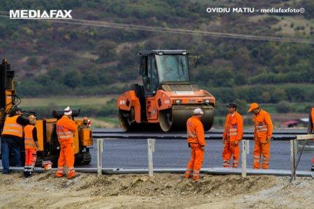 Drula: lucrarile la Lotul 5 de pe autostrada Pitesti - Sibiu incep pe 1 septembrie