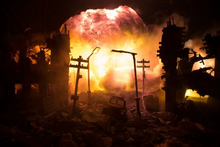 """Incepe razboiul nuclear?! Declaratia de razboi care pune toata lumea pe jar: """"Nu exclud posibilitatea!"""""""