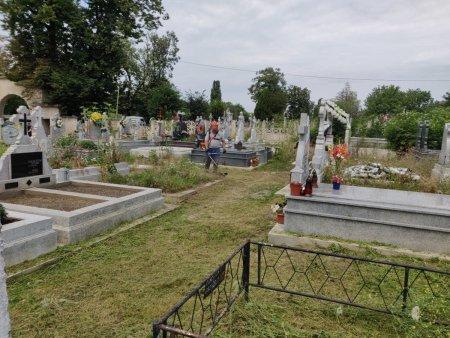 Ce presupune criza de gropari din Galati? Inmormantarile se fac dupa un program strict