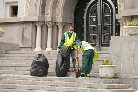 Primaria Sectorului 1 s-a inteles cu <span style='background:#EDF514'>ROMPREST</span> pentru ridicarea gunoiului. Ce prevede noua intelegere