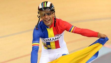 Eduard Novak, pe 11 in proba de contratimp 1.000 de metri, la Paralimpiada de la Tokyo