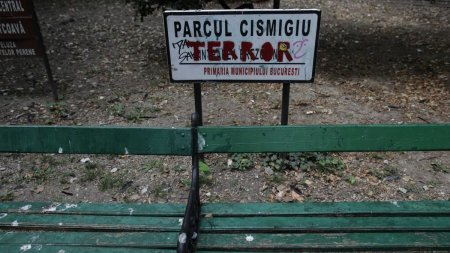 Cismigiu, un parc fantoma, lasat uitarii de Nicusor Dan