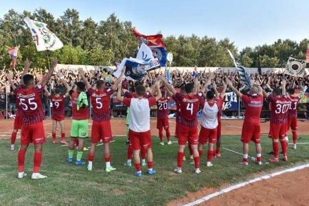 Liga a 2-a. Programul si etapei a cincea si televizarea meciurilor. Azi: Poli Timisoara - Poli Iasi