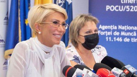 Raluca Turcan, intrebata daca vrea sa fie presedintele Camerei Deputatilor: Sunt full-option la <span style='background:#EDF514'>MINISTERUL MUNCII</span>