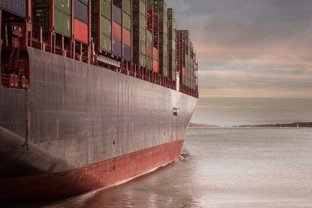 Un nou container cu deseuri gasit <span style='background:#EDF514'>IN PORTUL CONSTANTA</span>. Unde va fi returnat