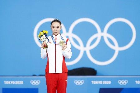 O gimnasta din China sustine ca medalia de aur de la Tokyo i s-a cojit. Reactia Comitetului Olimpic