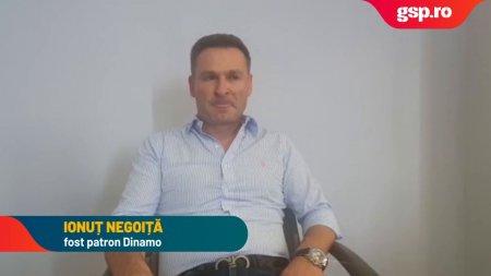 Ionut <span style='background:#EDF514'>NEGOIT</span>a, interviu exclusiv pentru GSP.RO: Ma simt mult mai bine dupa plecarea de la Dinamo