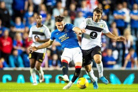 Play-off Europa League: 10 meciuri in aceasta seara » Ianis Hagi, titular la Rangers