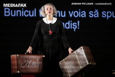 Robert Powell, Maia Morgenstern si Vlad Ivanov, in premiera pe scena Festivalului Enescu