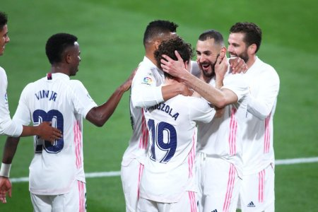 Real Madrid trimite un fotbalist in Serie A