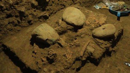 Grup preistoric de Homo Sapiens, necunoscut pana acum, descoperit de arheologi