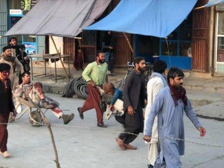 Oficial SUA: Dublul atac sinucigas de la Kabul a fost comis de reteaua terorista Stat Islamic