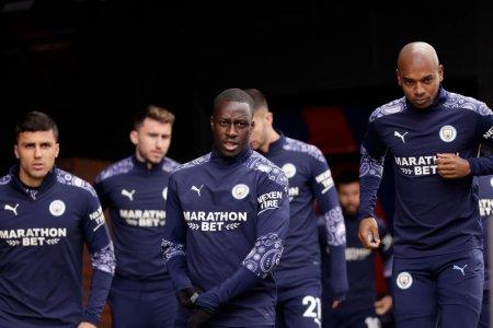 <span style='background:#EDF514'>BENJAMIN</span> Mendy, retinut de politia din Anglia: 4 capete de acuzare de viol si unul de agresiune sexuala » Manchester City l-a suspendat