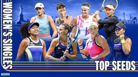 Adversarele jucatoarelor din Romania in primul tur la US Open. <span style='background:#EDF514'>ADVERSARA</span> tare pentru Simona Halep
