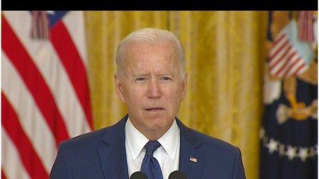 Presedintele Joe Biden dupa exploziile de langa aeroportul din Kabul: Nu vom uita, nu vom ierta. Veti plati!