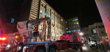 Ce spune raportul final despre cauza tragediei de la Spitalul Piatra Neamt. Avocat Cuculis: Unitatea era mai degraba o hala decat o facilitate de tratat persoane bolnave