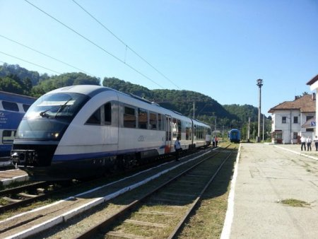 Legaturi directe pe calea ferata cu statiunile de la Marea Neagra pana la mijlocul lunii septembrie