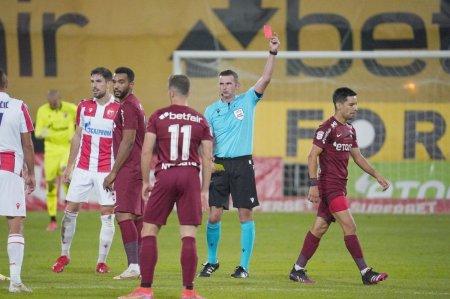 Notele ultimului meci condus de Marius Șumudica la CFR Cluj » Un jucator al campioanei Romaniei a primit 1