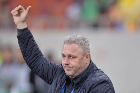 Marius Șumudica, demis de la CFR Cluj dupa infrangerea cu Steaua Rosie Belgrad