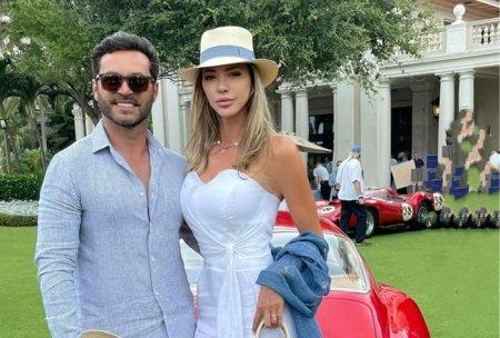 Alina Vidican si Claude Senhoreti s-au casatorit. Fosta sotie a lui Cristi <span style='background:#EDF514'>BORCEA</span> a primit un cadou de nunta de sute de mii de euro