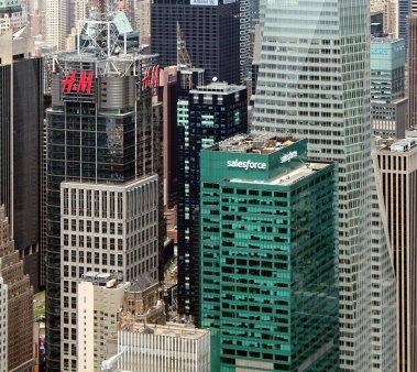 O noua atractie turistica in New York: Roata Ferris Wheel