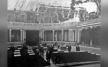 Dupa 30 de ani, prima gradina istorica din Bucuresti a fost redeschisa
