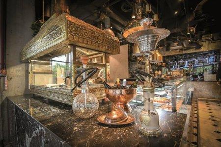 Cuceritorii papilelor gustative sau cum planuieste Turkish Kitchen, cel mai nou restaurant turcesc, sa-i atraga pe corporatistii din cel mai mare pol de business al Bucurestiului