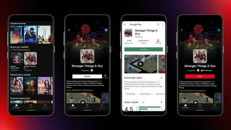 <span style='background:#EDF514'>NETFLIX</span> ofera acum si jocuri video de mobil in abonamentul de streaming video
