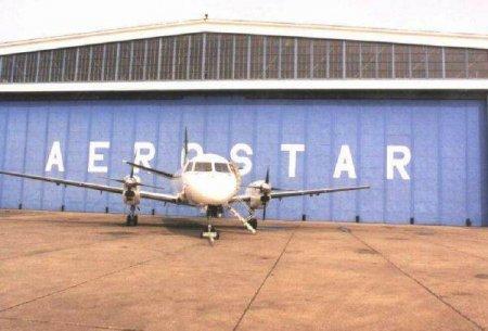 PENTRU PRIMELE SASE LUNI ALE ANULUI Aerostar - cifra de afaceri in crestere cu 7,97%