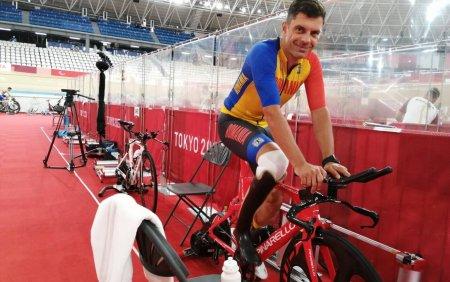 Ministrul Sportului a obtinut medalia de argint la Jocurile Paralimpice de la Tokyo
