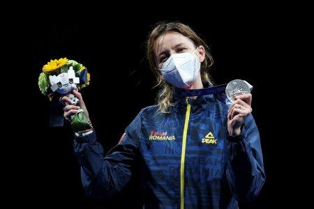 Ana Maria Popescu l-a felicitat pe Eduard Novak dupa ce acesta a castigat argintul la Tokyo. Reactia internautilor