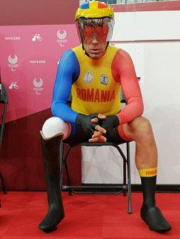 <span style='background:#EDF514'>MEDALIE</span> de argint pentru Eduard Novak la Jocurile Paralimpice