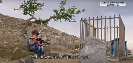 Afganistan: drama unei natiuni: documentar-eveniment, la B1 TV