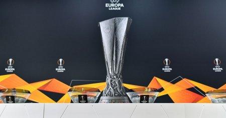 LIVE Tragerea la sorti a grupelor <span style='background:#EDF514'>EUROPA LEAGUE</span> (13:00)