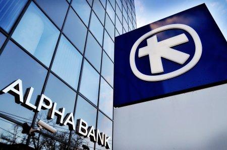 Rezultate financiare <span style='background:#EDF514'>ALPHA BANK</span> Romania: Profit de peste 10 milioane de euro in primele sase luni