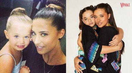 Fiica Antoniei si a lui Vincenzo Castellano a implinit 11 ani. Maya a primit un mesaj special din partea mamei