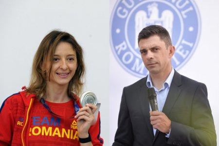 Mesajul sportivei Ana Maria Popescu, dupa ce Eduard Novak a obtinut argintul la Jocurile Paralimpice