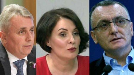 Ministerul Educatiei: Nu a fost inregistrata nicio cerere de detasare pe numele sotiei ministrului Lucian Bode