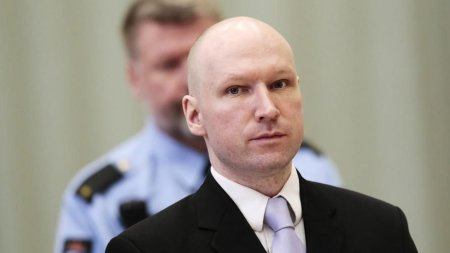 Un tribunal norvegian va decide daca criminalul in masa Anders <span style='background:#EDF514'>BREIVIK</span> poate fi eliberat conditionat