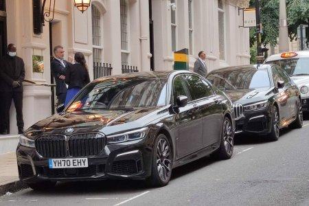 BMW-ul lui Tom Cruise, furat in timp ce acesta filma pentru o noua pelicula din seria Misiune Imposibila