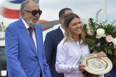 Ion Țiriac o atentioneaza pe Simona Halep: Nu vreau sa fiu «Ion Gura de Aur», dar sa se gandeacsa la asta in urmatoarele 6 luni!