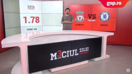 Meciul Zilei Liverpool - Chelsea. Cele mai in forma echipe din Premier League dau piept in etapa 3
