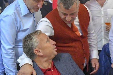 Ce se intampla ACUM la CFR Cluj: patronul Varga, sedinta la club cu jucatorii +  e asteptat si Dan Petrescu