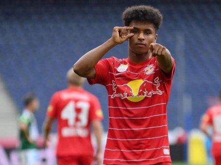 Cine este pustiul de 19 ani cu origini romanesti care tocmai a fost convocat la prima nationala de fotbal a Germaniei