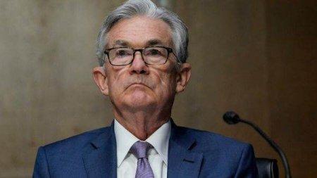 JEROME POWELL:  and #39; and #39;Rezerva Federala a SUA este in grafic pentru a incetini ajutorul acordat economiei and #39; and #39;
