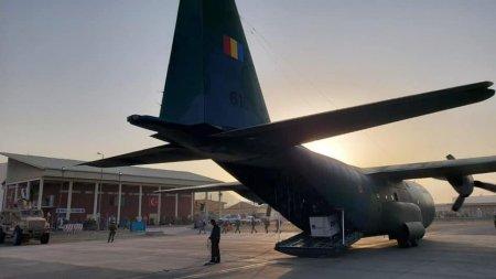 MAE: Romania a evacuat 5 cetateni afgani din Kabul